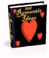 101 Romantic Ideas E Book (Free)