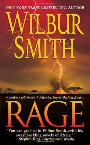 Wilbur Smith - Rage - MP3 Audio Book on Disc