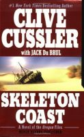 Clive Cussler - Skeleton Coast  -  MP3 Audio Book on Disc
