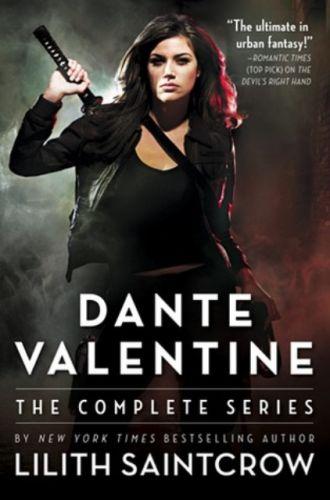 Dante Valetine-By Lilith Saintcrow-Audio Books