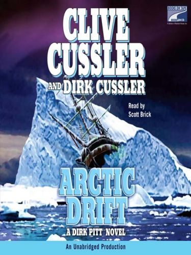 Clive Cussler-Arctic Drift-Audio Book on Disc