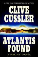 Clive Cussler-Atlantis Found_-Audio Book on Disc