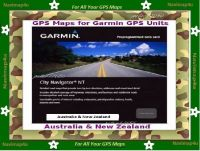 Garmin Australia & N.Zealand Download