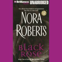 Nora Roberts - Black Rose - MP3 Audio Book on Disc