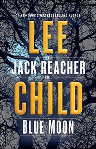 Blue Moon-by Lee Child-Audiobook in MP3 on CD