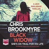 Chris Brookmyre-Black Widow-MP3-Audio-Download
