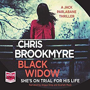 Chris Brookmyre-Black Widow-MP3-Audio-Download