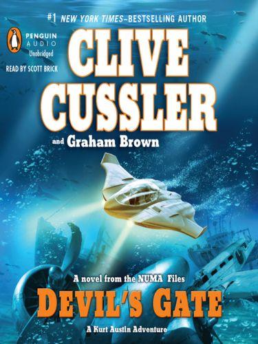 Clive Cussler-Devil's Gate-Audio Book on Disc