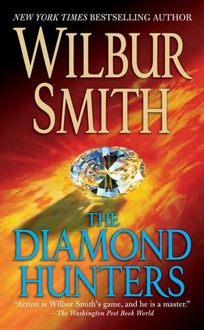 Wilbur Smith -The Diamond Hunters-MP3 Audio Book-on CD