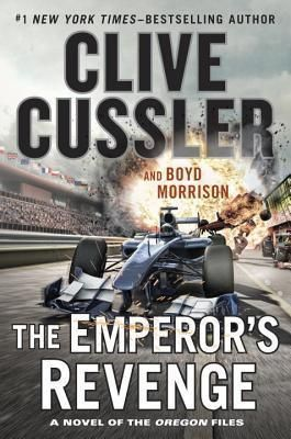 The Emperors Revenge-by Clive Cussler-MP3 on CD