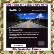Europe Map For Garmin Devices on MICRO SD CARD