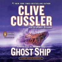 Clive Cussler-Ghost Ship-Audio Book on Disc