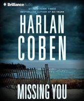 Harlan Coben-Missing you- Audio Book on CD