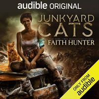 Faith Hunter-Junk yard Cats- Sci Fi-MP3 Download