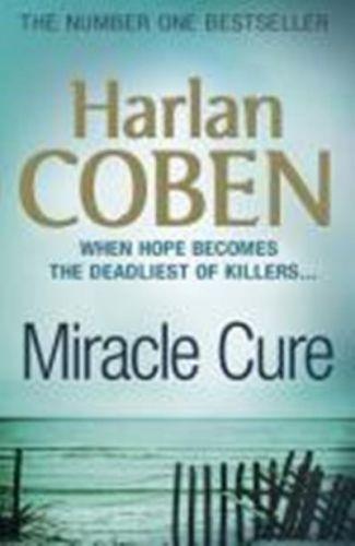 Harlan Coben-Miracle Cure-Audio book