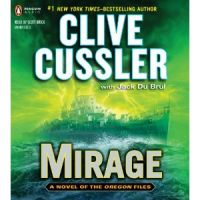 Clive Cussler-Mirage-Audio Book on Disc