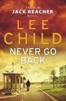 Never Go Back-Jack reacher-By Lee Child