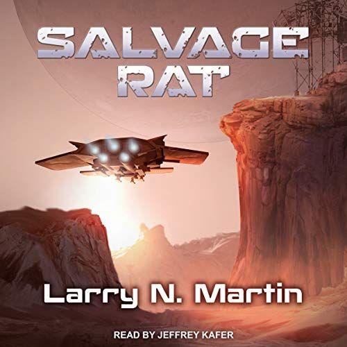 Larry N Martin - Salvage Rat- MP3 Audio Download