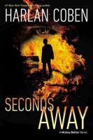 Harlan Coben-Seconds Away- Audio Book on CD