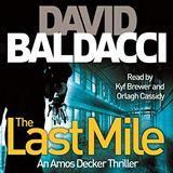 The Last Mile - by David Baldacci - Audio