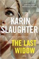 Karin Slaughter-The Last Widow - Audio Book on CD