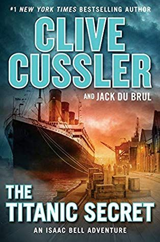 Clive Cussler- The Titanic Secret-Audio Book on Disc