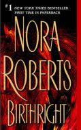 Birthright -by Nora Roberts-Audio Book
