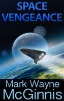 Mark Wayne Mcginnis-Space Vengeance-Audio Book