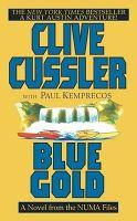 Clive Cussler-Blue Gold-Audio Book on Disc