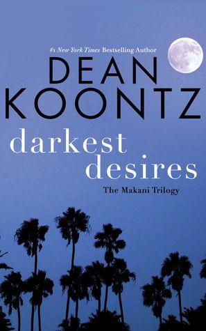 Darkest Desires-by Dean Koontz-MP3 audio on disc