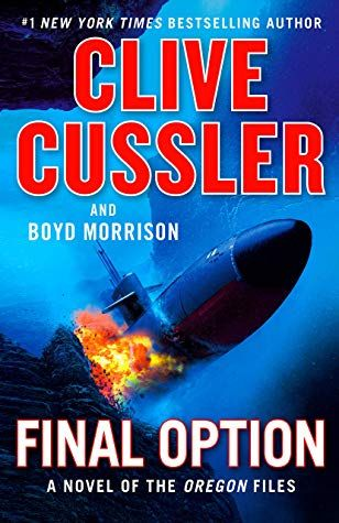 The Final Option-by Clive Cussler-MP3 on CD