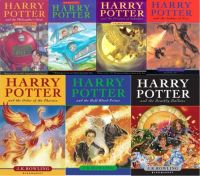 Harry Potter-The complete set 1-7-read by Stephen Fry