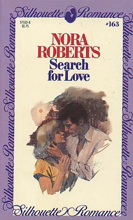 Nora Roberts - Search For Love.Audio Book in mp3-on CD