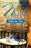 Nora Roberts - Table for Two.Audio Book in mp3-on CD