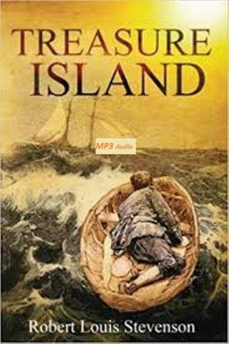 Treasure Island-By R.L.Stevenson-Audio Book